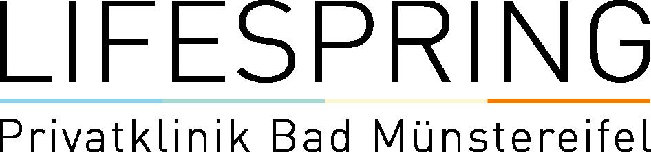 Logo der Lifespring-Privatklinik aus Bad Münstereifel