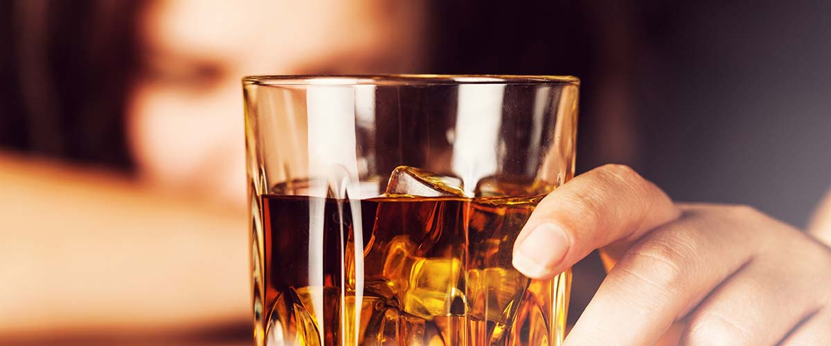Alkohol als Suchtmittel