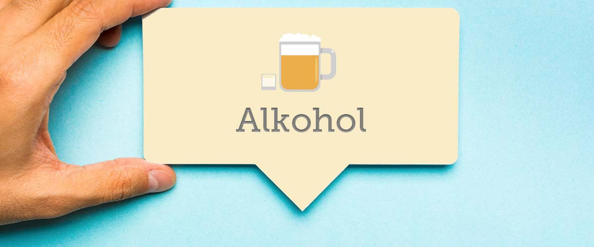 Bluthochdruck und Alkohol
