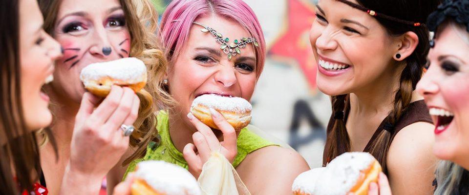 Blogbeitrag Nüchternheit und Fröhlichkeit im Karneval – geht das?