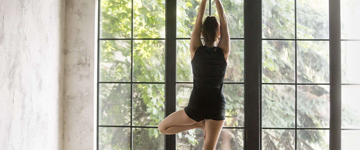 Yoga in der Lifespring-Privatklinik